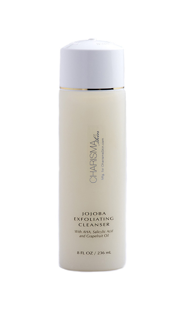 Jojoba Exfoliating Cleanser | Cleansers & Toners