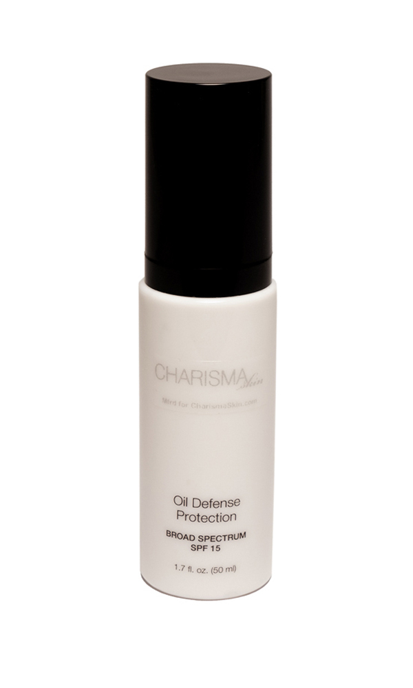 Oil-Defense Protection SPF-15 | Moisturizers