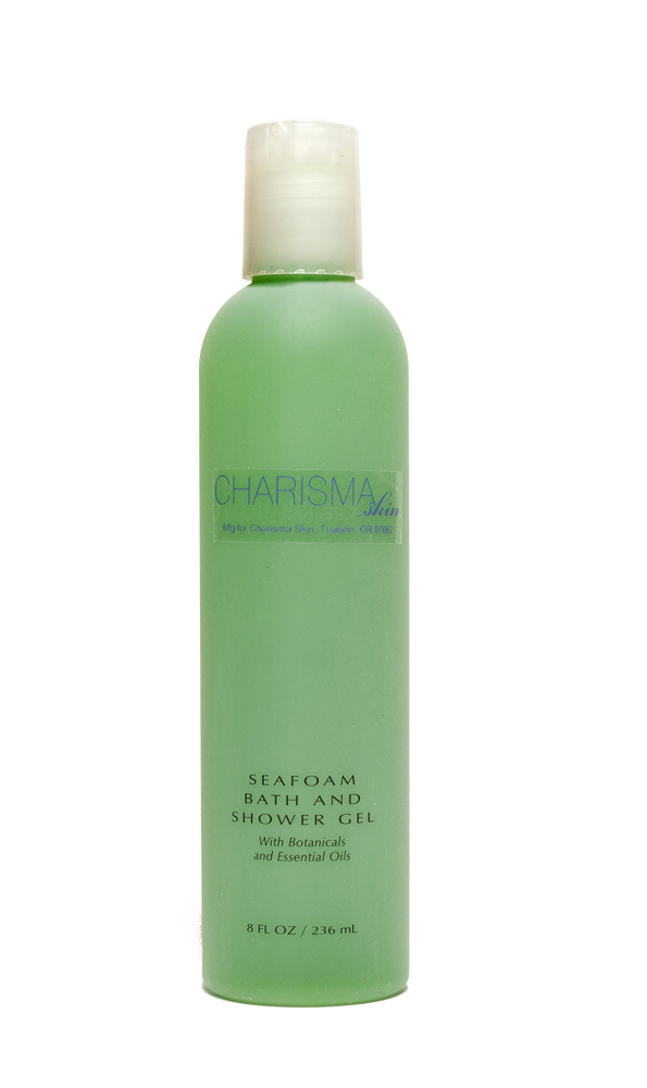Seafoam Bath & Shower Gel | Body Care