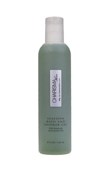 Seafoam Bath & Shower Gel | Body Care