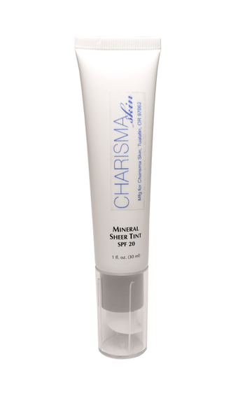 Mineral Sheer Tint SPF-20