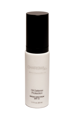 Oil-Defense Protection SPF-15