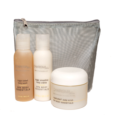 SugarButter Travel Set